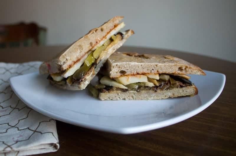 sabich sandwich quarters