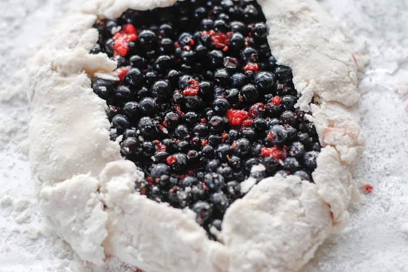 wild berry galette 9