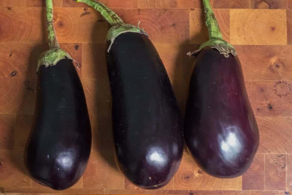 The best eggplant shakshuka of your life