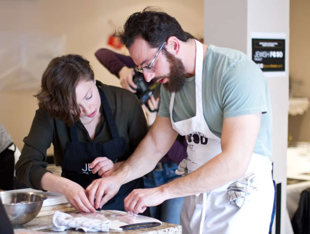 Jewish Food project