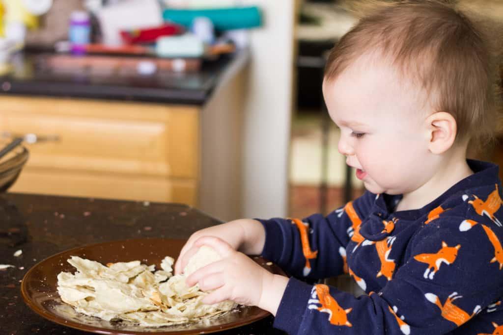 Mazto Brei for Passover