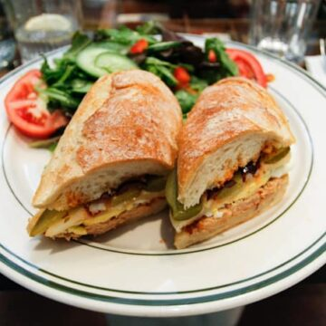 From vegan fancy dinners to amazing grits and pickles, here are my favourite New York eats.