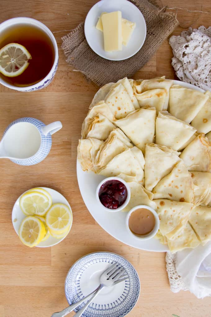 Maslenitsa: the best blinzes and crepes recipes on the web