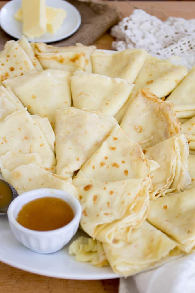 There is nothing like waking up to the sound of blintzes sizzling on a frying pan. Golden brown and freshly made, they are the brunch of your dreams.