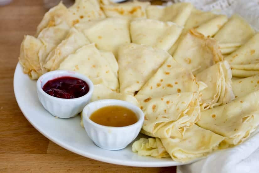 Maslenitsa, or the best blintzes and crepes recipes on the web