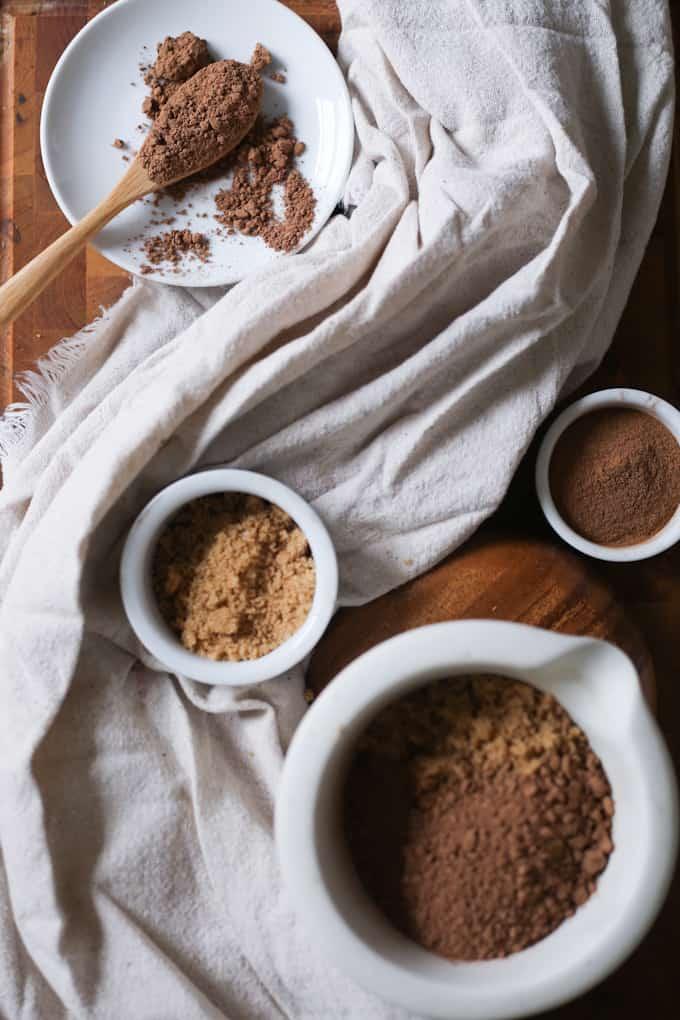 Israeli cinnamon chocolate rugelach {gluten-free)