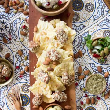 Middle Eastern Small Plates Masterclass