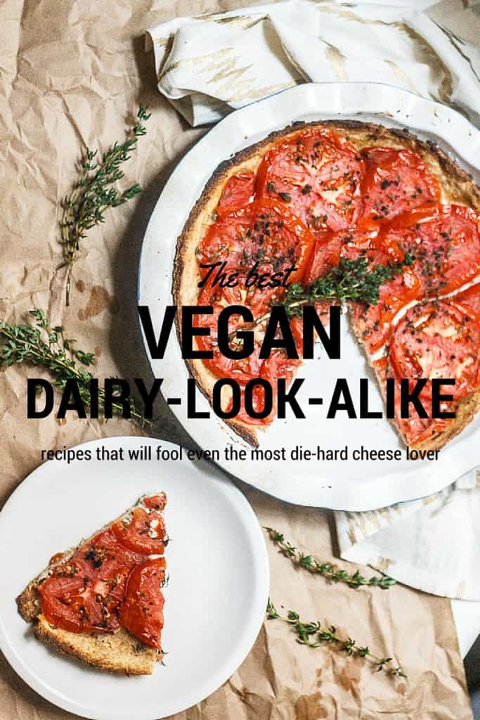 The best vegan dairy-look-alike recipes on the web