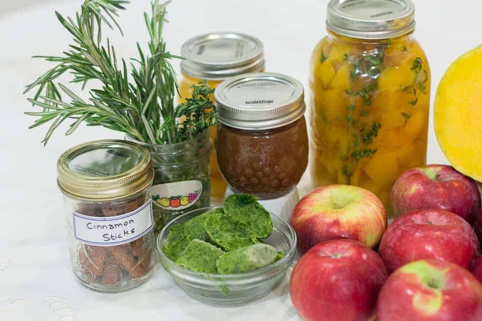 Rosh Hashanah menu for an Angelic Jewish New Year