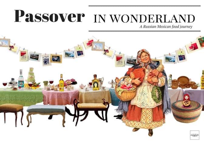 Passover in wonderland