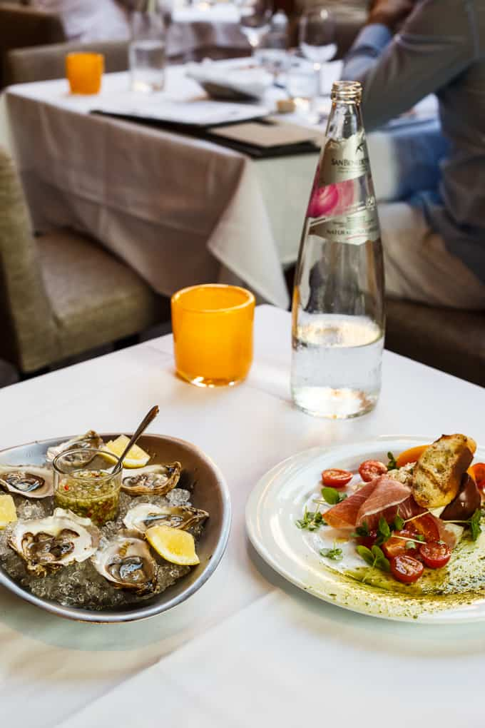 How I fell in love with Ristorante Beatrice, or my anniversary with Montreal