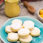 Passover dairy-free and gluten-free alfajores