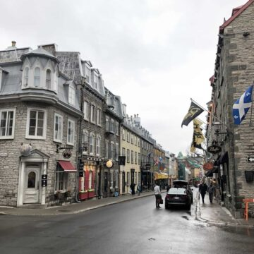 Quebec City Foodie Guide.