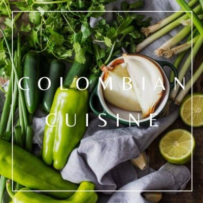 Category index image for Colombian cuisine recipes