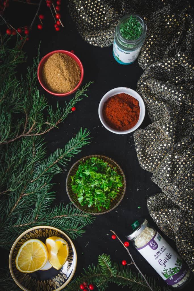 chermoula ingredients