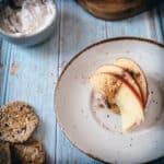 cracker apple slices